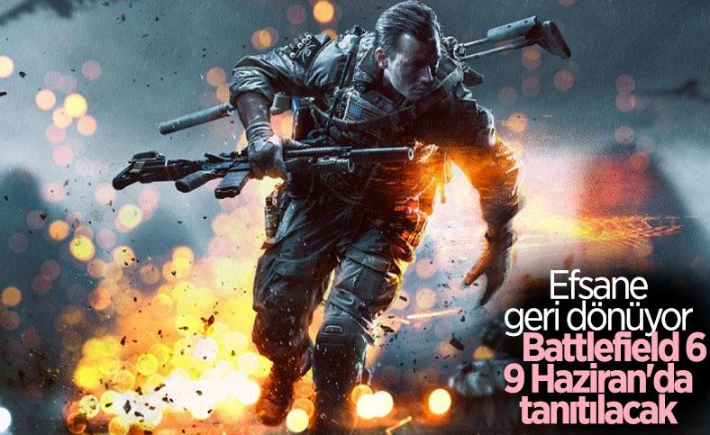 Battlefield 6, 9 Haziran'da tanıtılacak