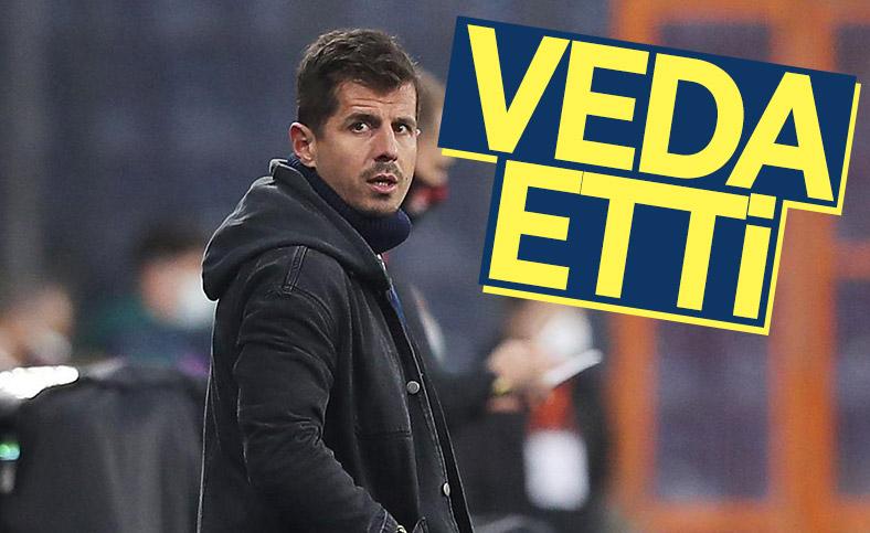 Emre Belözoğlu, Fenerbahçe'den resmen ayrıldı