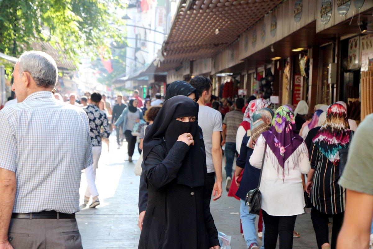 Türkiye deki Suriyeli nüfusu #1