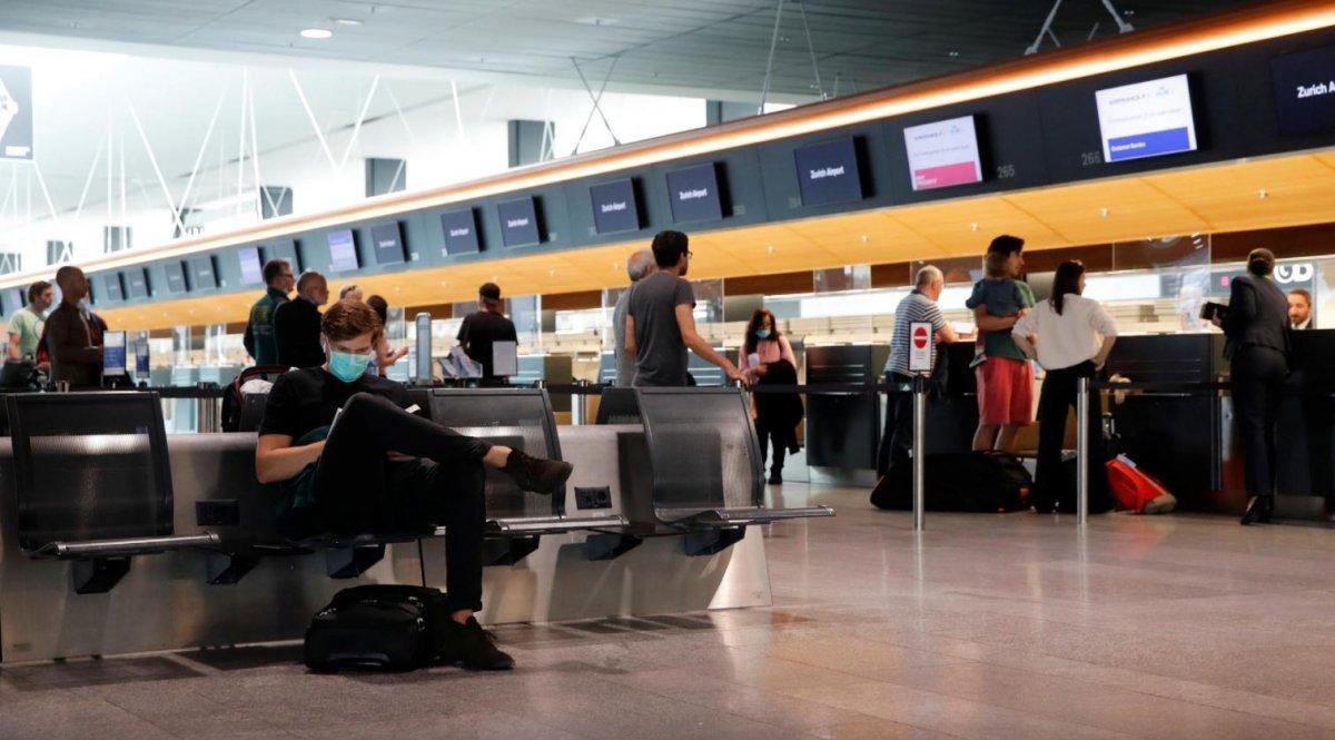 İsviçre, Türkiye yi koronavirüsle ilgili  riskli ülkeler  listesinden çıkardı #1
