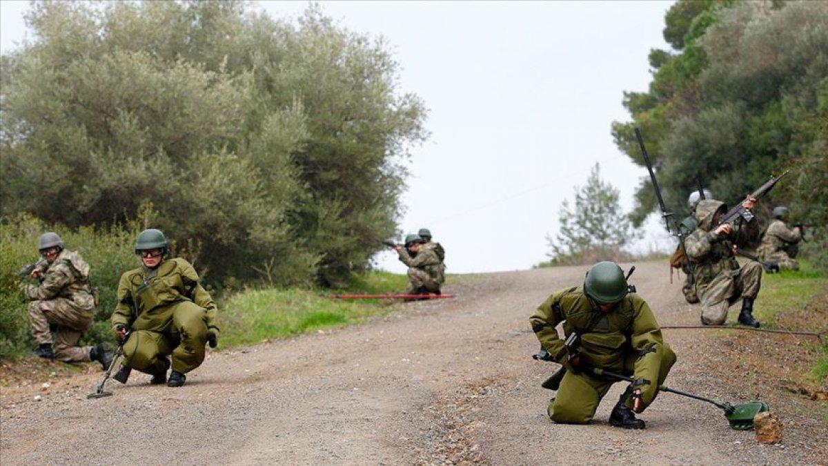 Hakkari de METİ timine roketli saldırı girişimi: 3 terörist öldürüldü #1