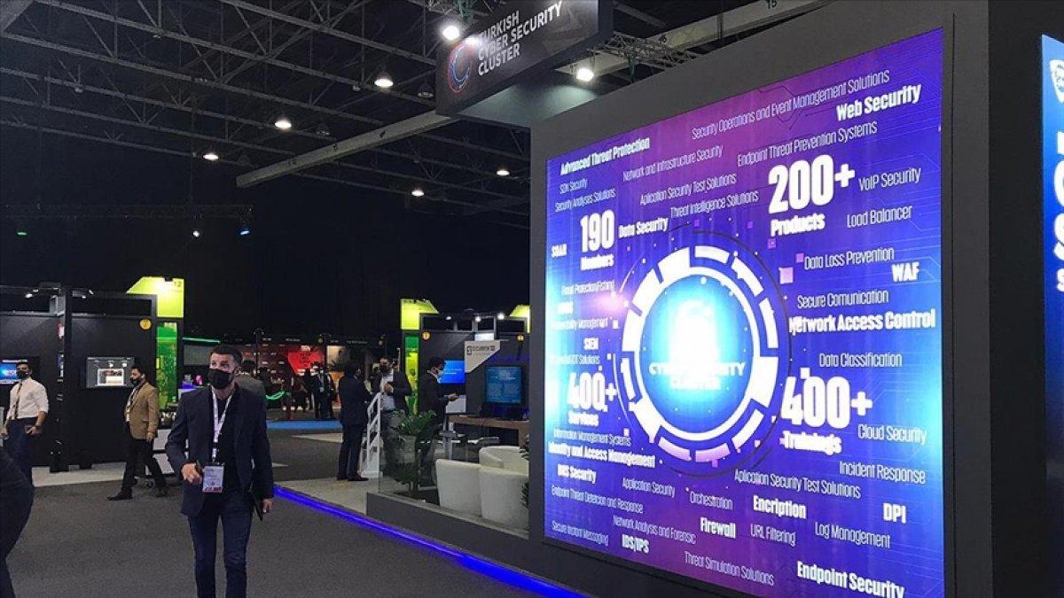 Türkiye nin siber güvenlik çalışmaları Dubai de sergilendi #2