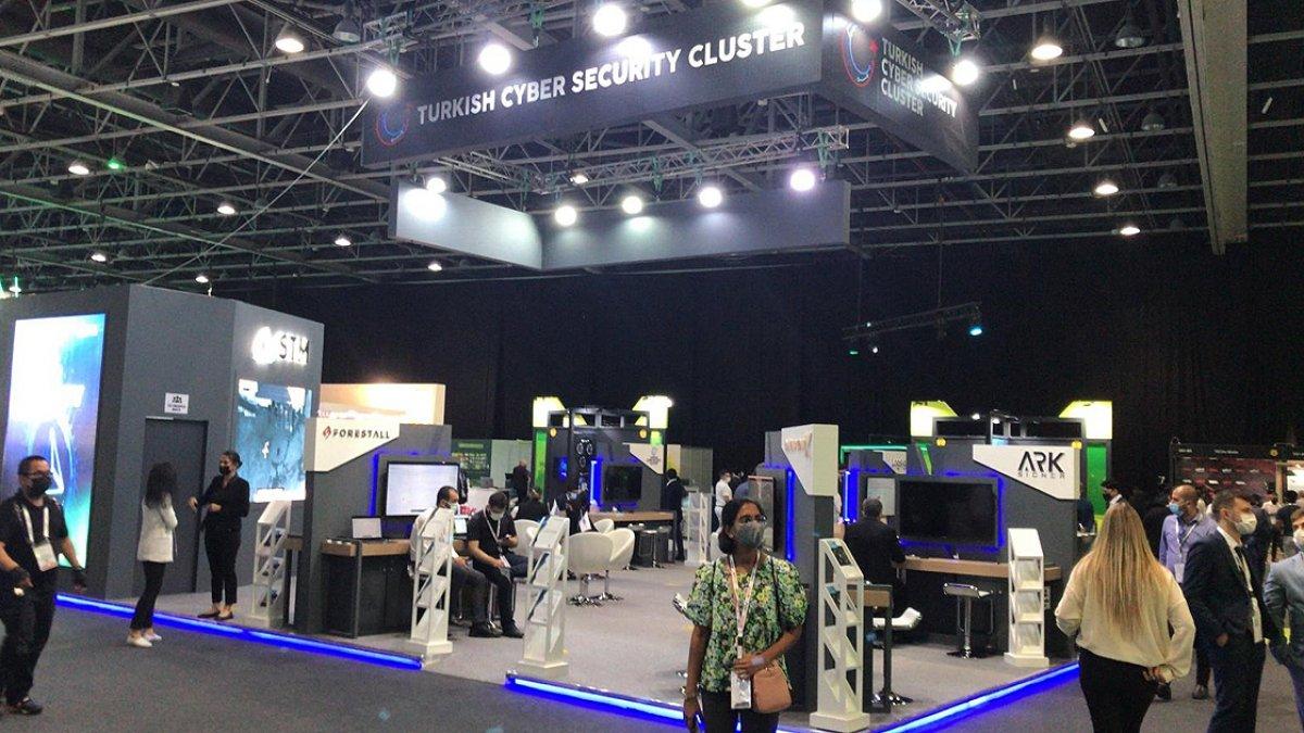 Türkiye nin siber güvenlik çalışmaları Dubai de sergilendi #1