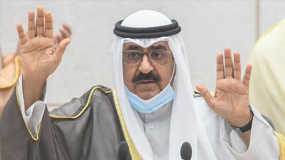 Kuveyt Veliaht Prensi es-Sabah,  Suudi Arabistan Veliaht Prensi bin Selman ile görüştü #1