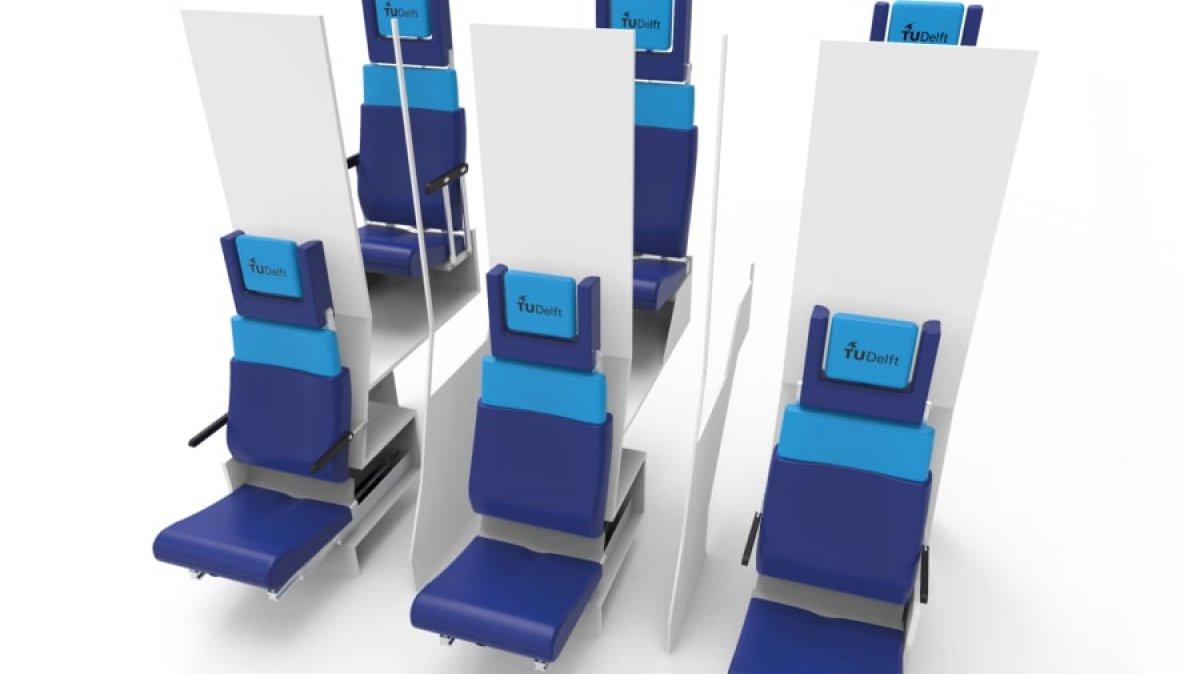 Uçaklardaki koltuk düzenine koronavirüs etkisi #3
