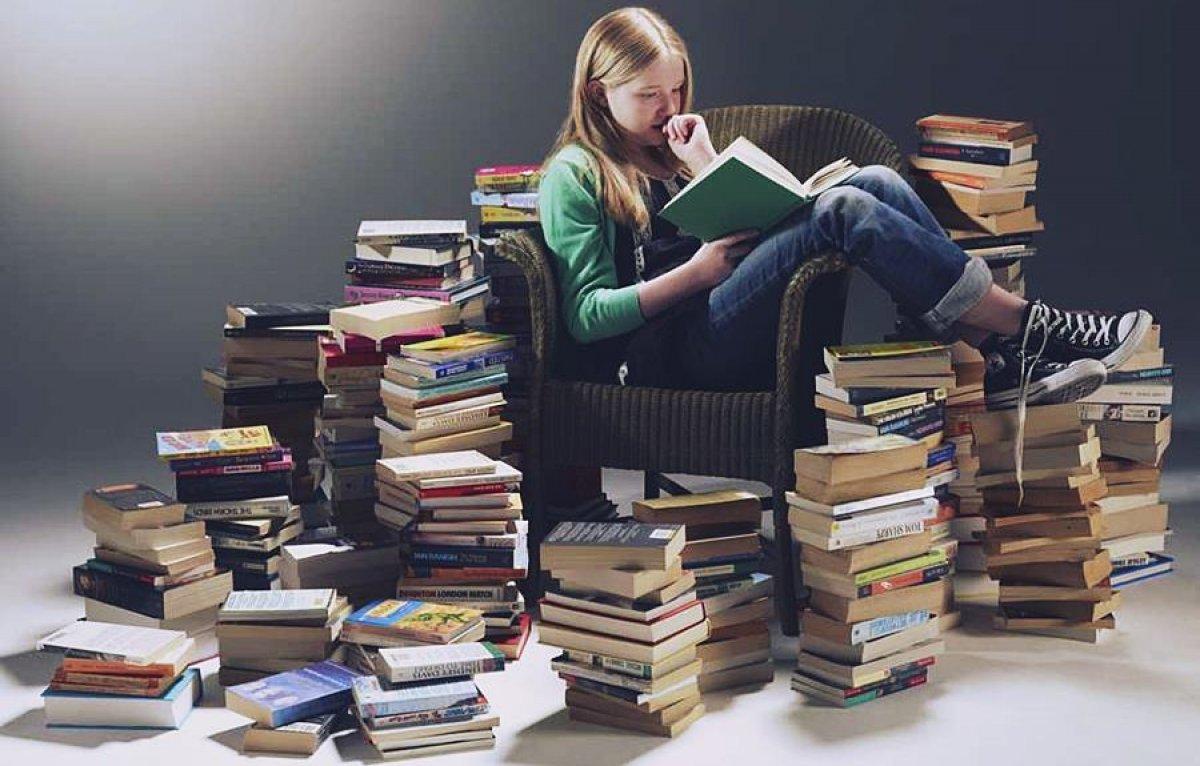 Kitap okumak unutkanlığı azaltıyor #2