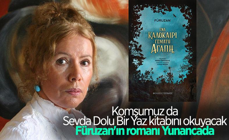 Füruzan'ın Sevda Dolu Bir Yaz kitabı Yunancaya çevrildi