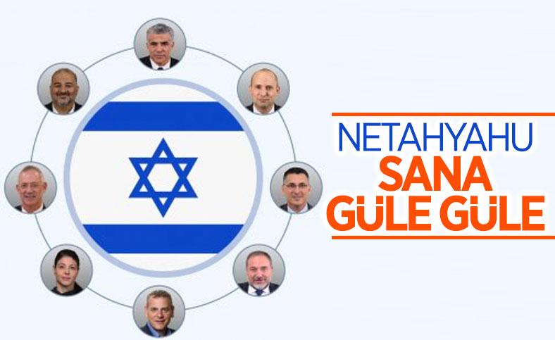 Binyamin Netanyahu'dan koalisyon hükümetine karşı adım