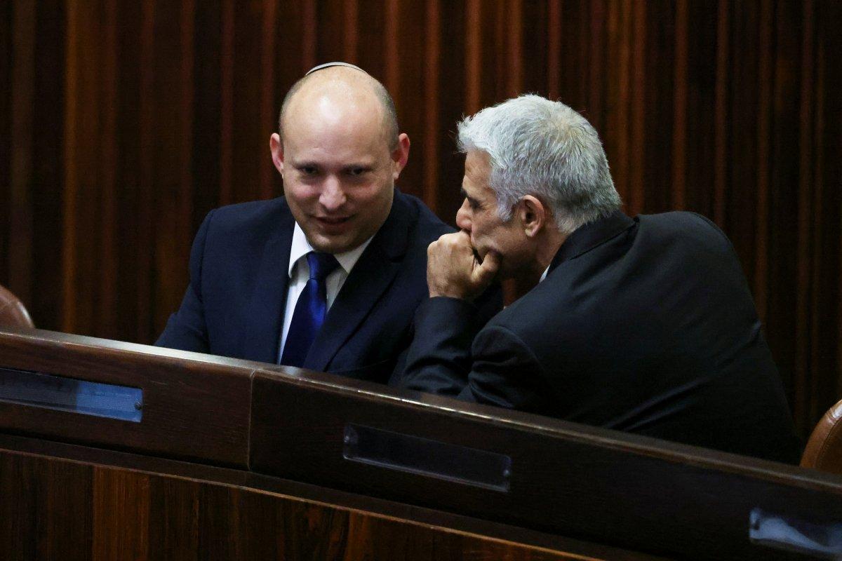 Binyamin Netanyahu dan koalisyon hükümetine karşı adım #7