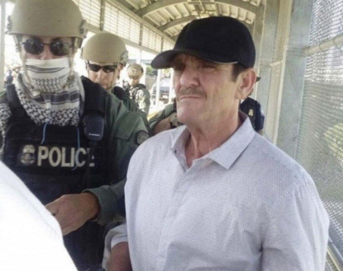 Kartel lideri Salazar: Hakkımda yapılan diziler gerçek dışı #2