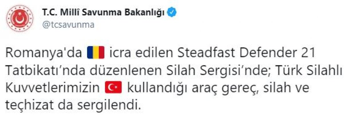NATO Steadfast Defender 2021 tatbikatında Türkiye nin ekipmanlarına yoğun ilgi #3