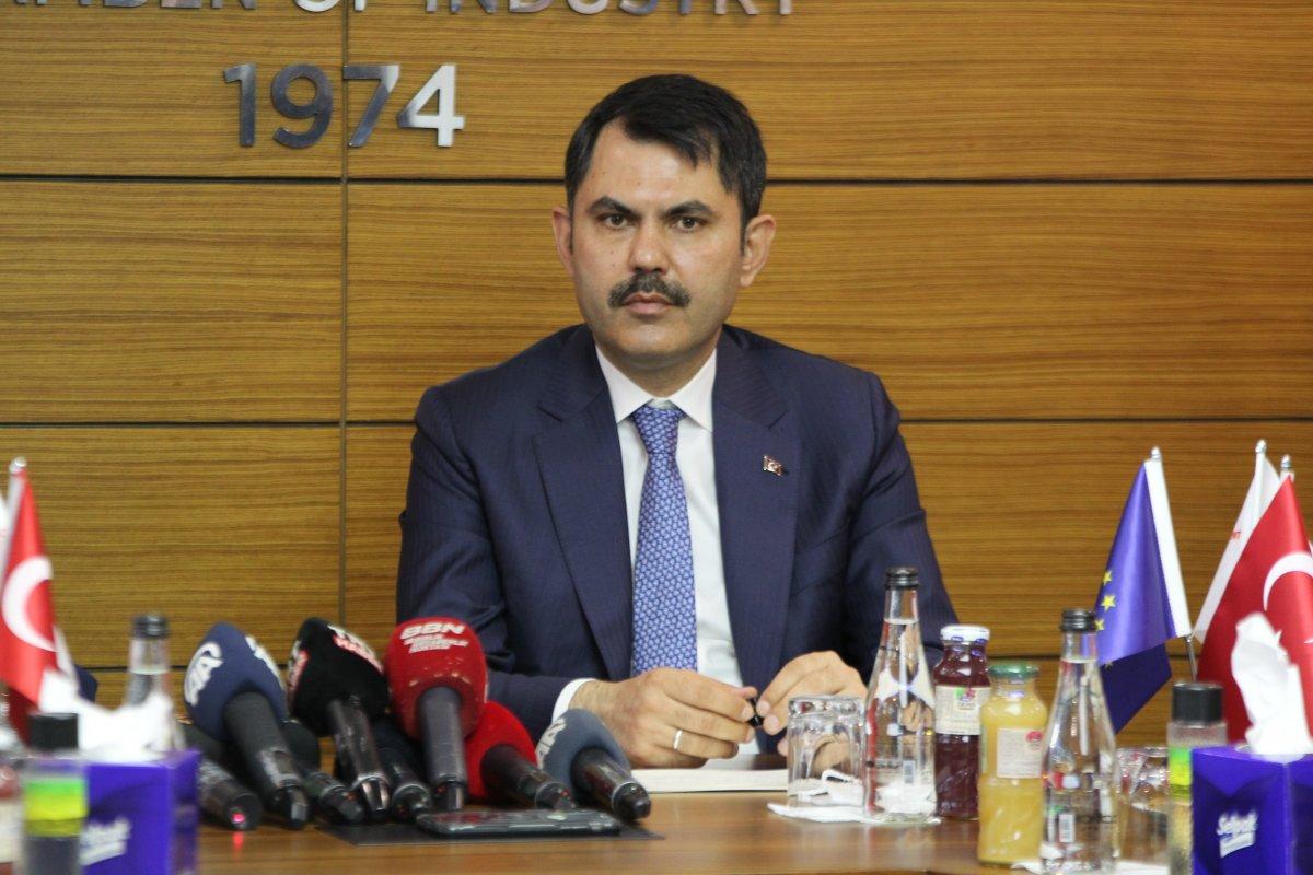 Murat Kurum: Müsilaja karşı ortak çalışma yürütüyoruz #1