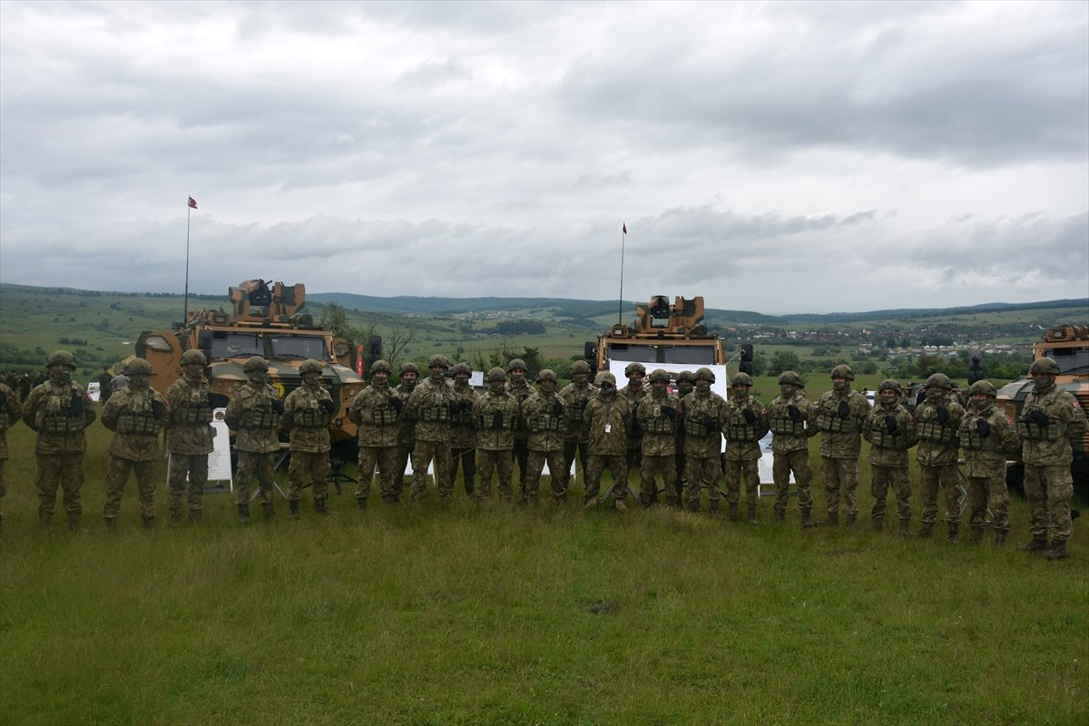 NATO Steadfast Defender 2021 tatbikatında Türkiye nin ekipmanlarına yoğun ilgi #7