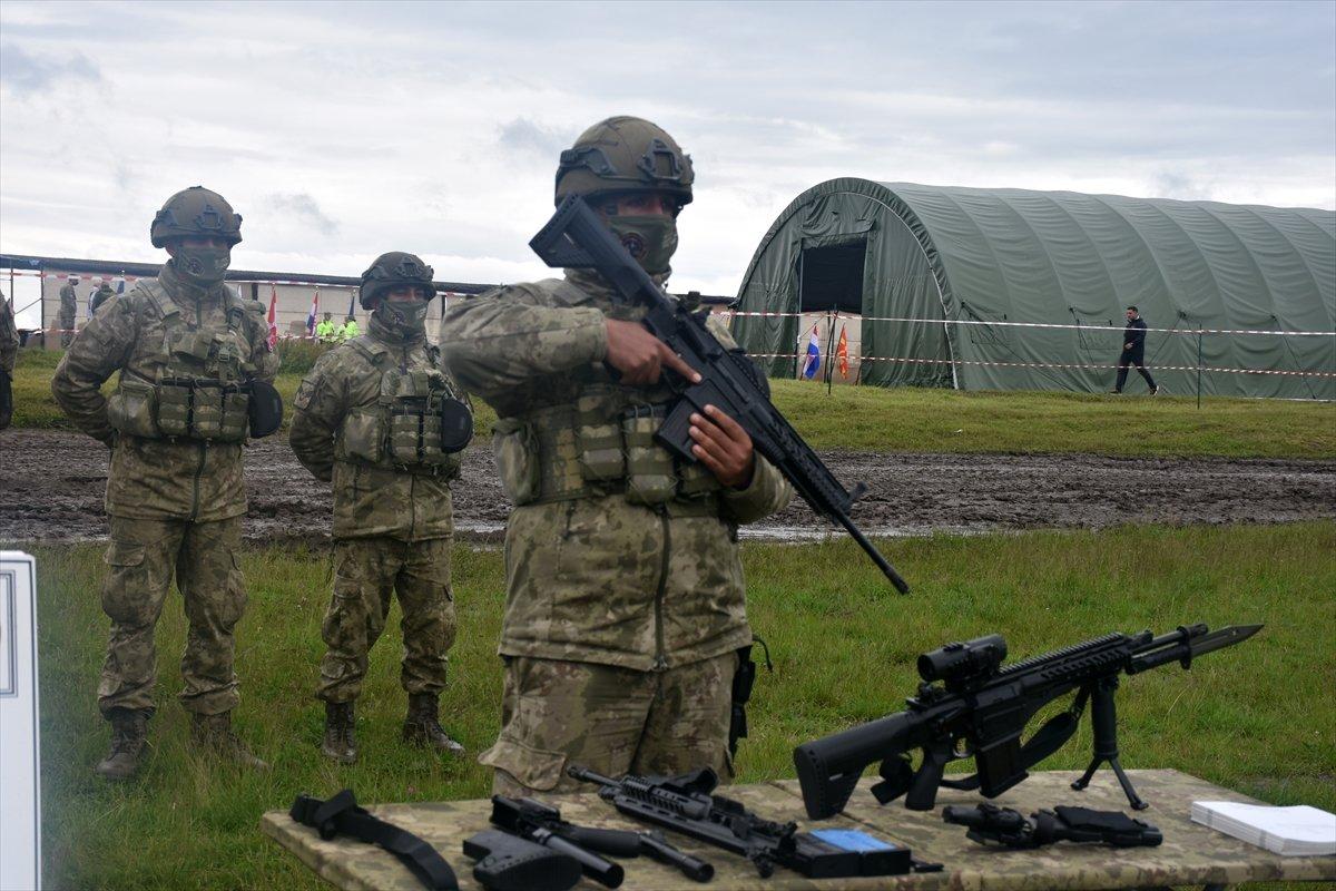 NATO Steadfast Defender 2021 tatbikatında Türkiye nin ekipmanlarına yoğun ilgi #4