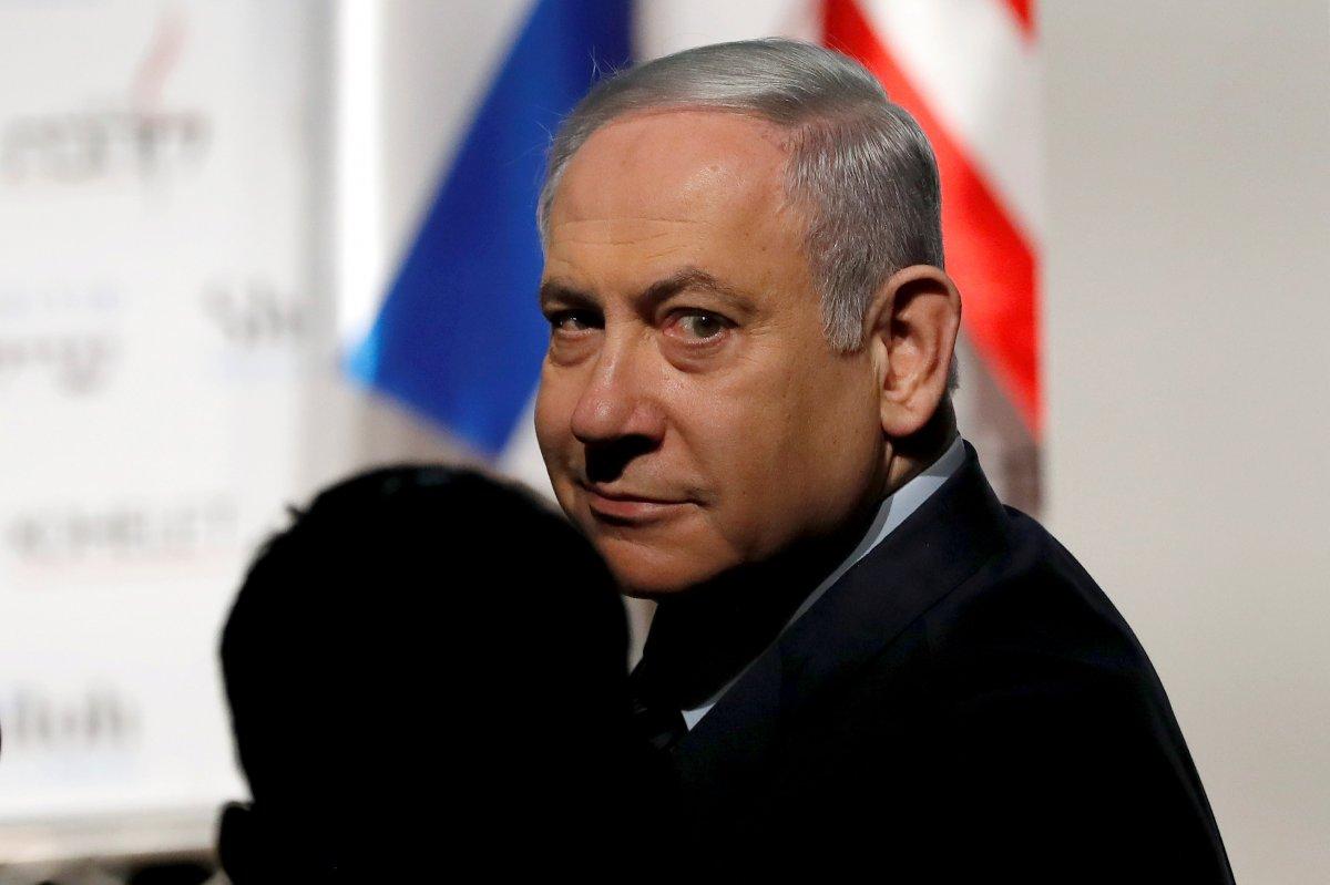 Binyamin Netanyahu dan koalisyon hükümetine karşı adım #1