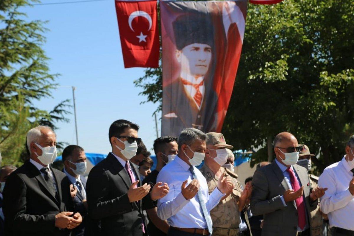Tunceli'de sivil şehitler için anma töreni #3