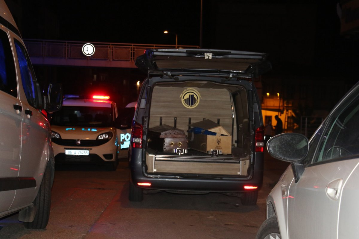 Ankara da ölü bulunan Tuğçe Mutlu nun katili yakalandı #4