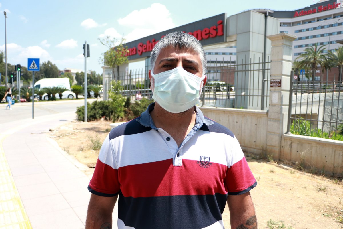 Adana da attan düşen jokey 41 gün sonra uyandı  #5