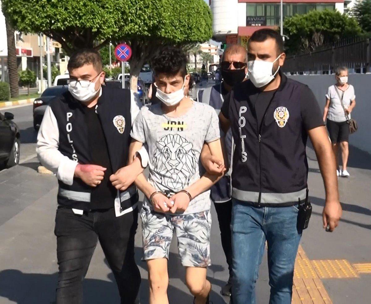 Antalya da kardeşini öldüren ağabeye ömür boyu hapis #2