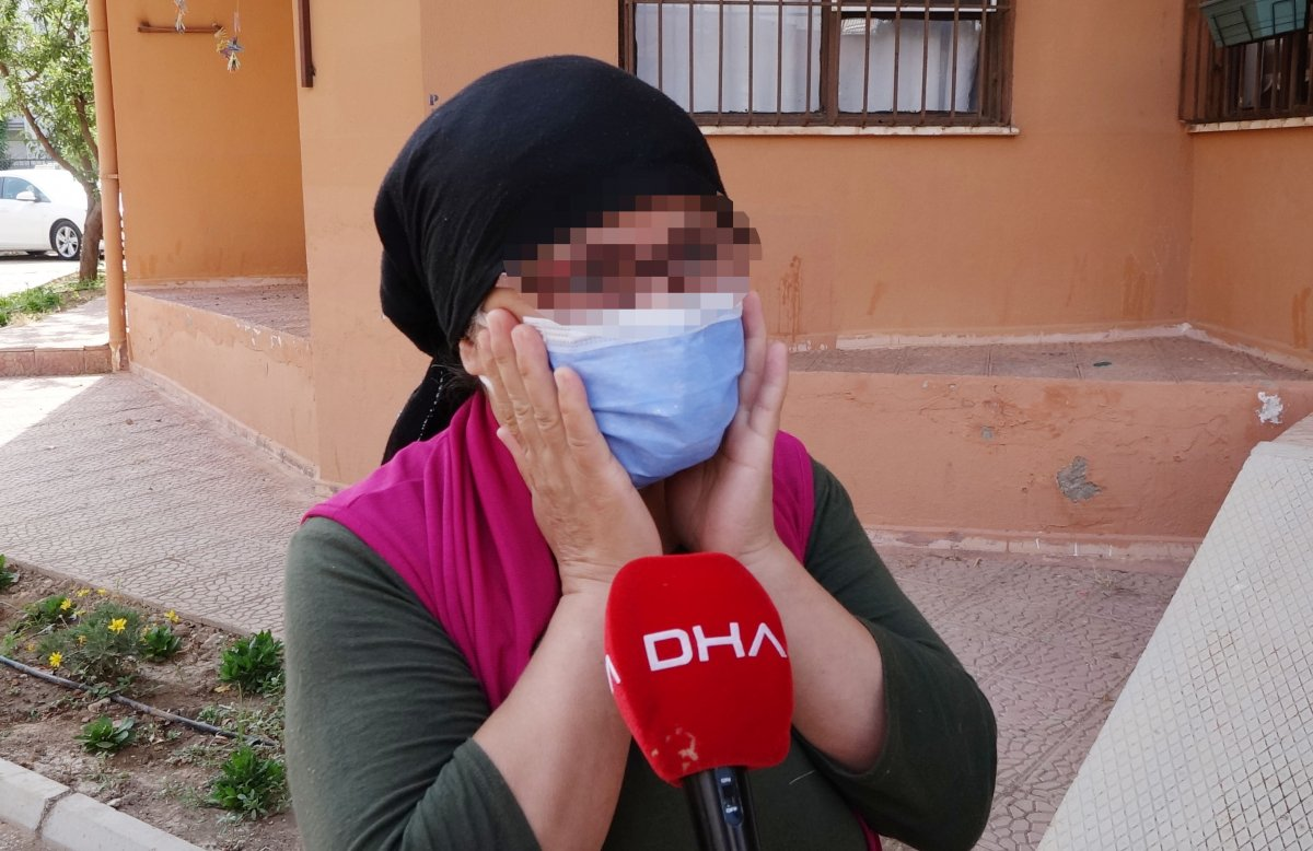 Antalya da üvey babası tarafından tacize uğradı: Devlet korumasına alındı #1