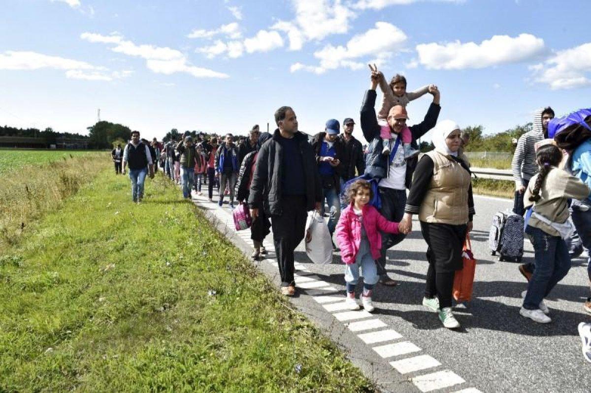 Danimarka dan, sığınmacı kamplarını yurt dışına taşıma kararı #4
