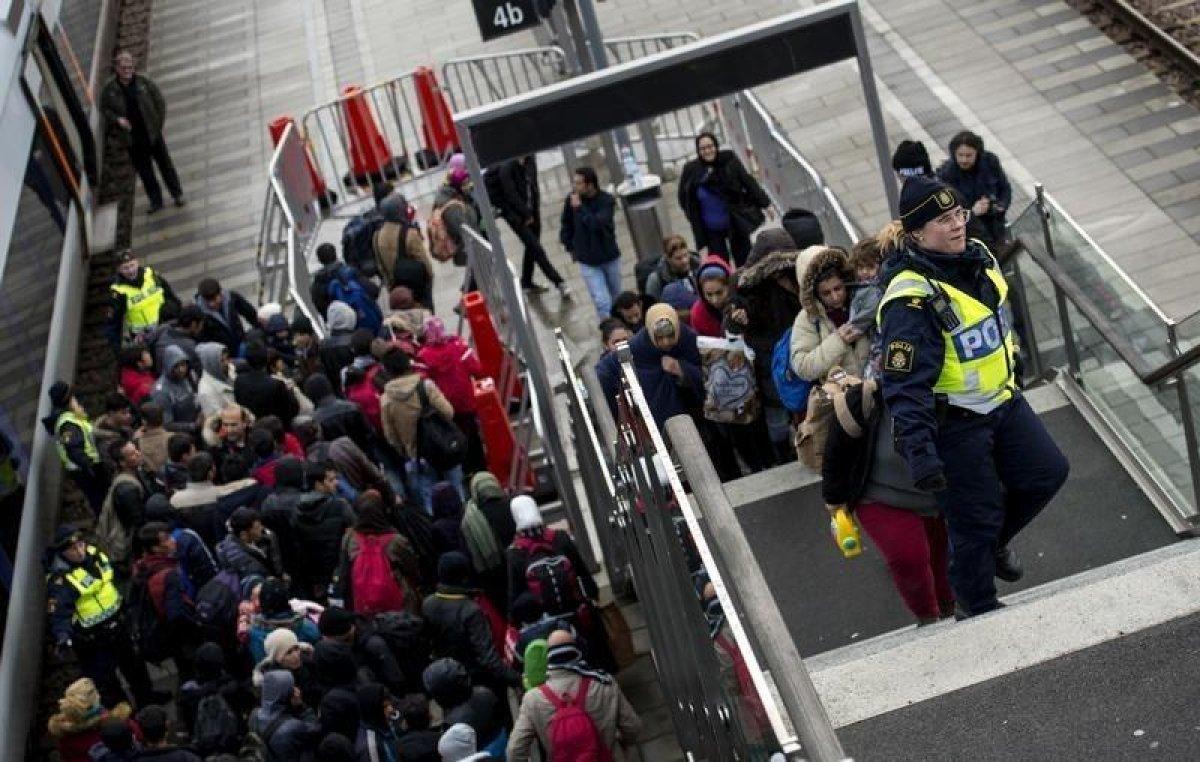 Danimarka dan, sığınmacı kamplarını yurt dışına taşıma kararı #2