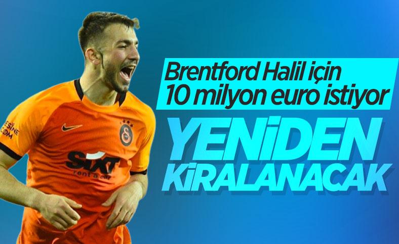 Galatasaray, Halil Dervişoğlu'nu tekrar kiralamak istiyor