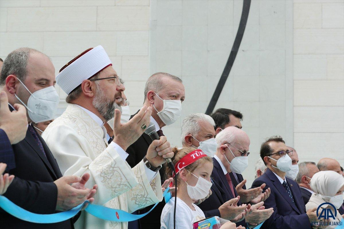Uzun Mehmet Camii, ibadete açıldı  #6
