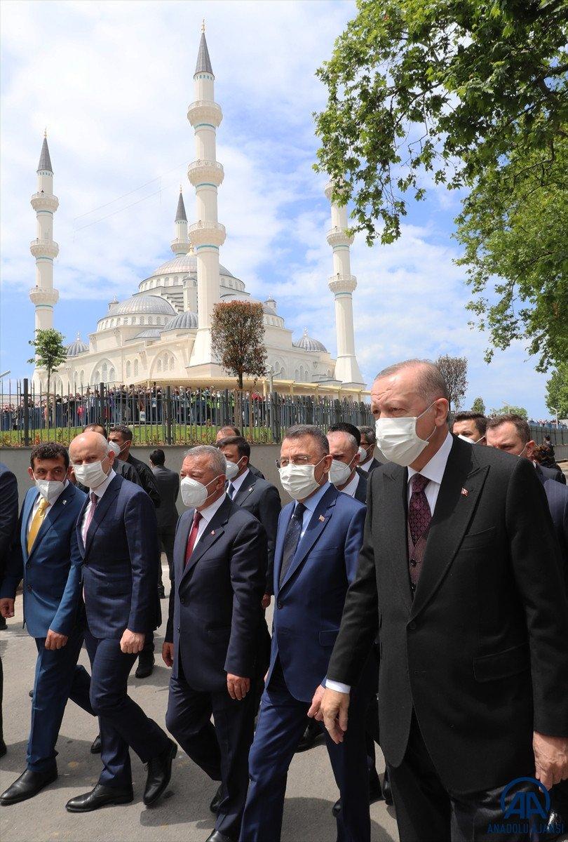 Uzun Mehmet Camii, ibadete açıldı  #12