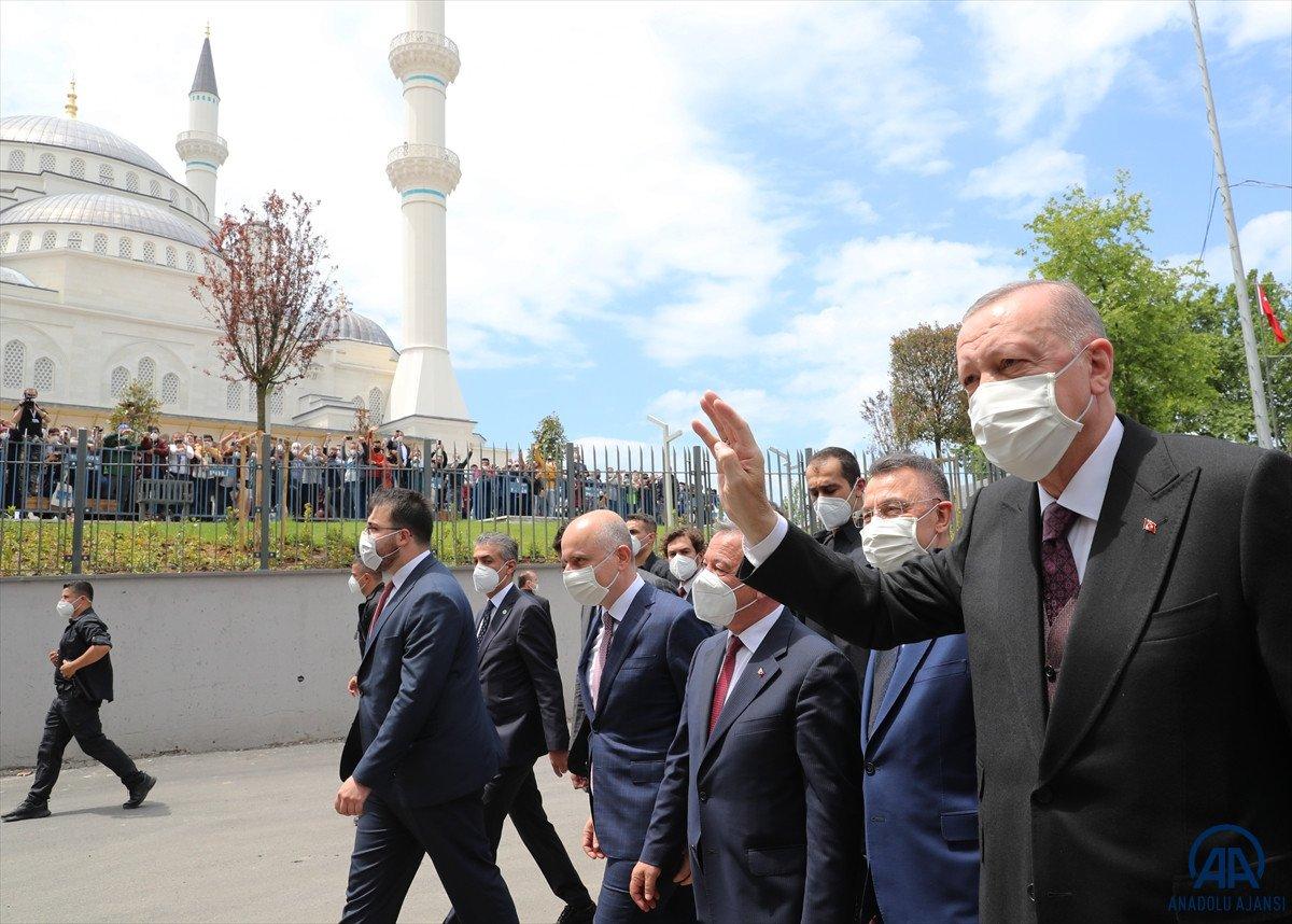 Uzun Mehmet Camii, ibadete açıldı  #11