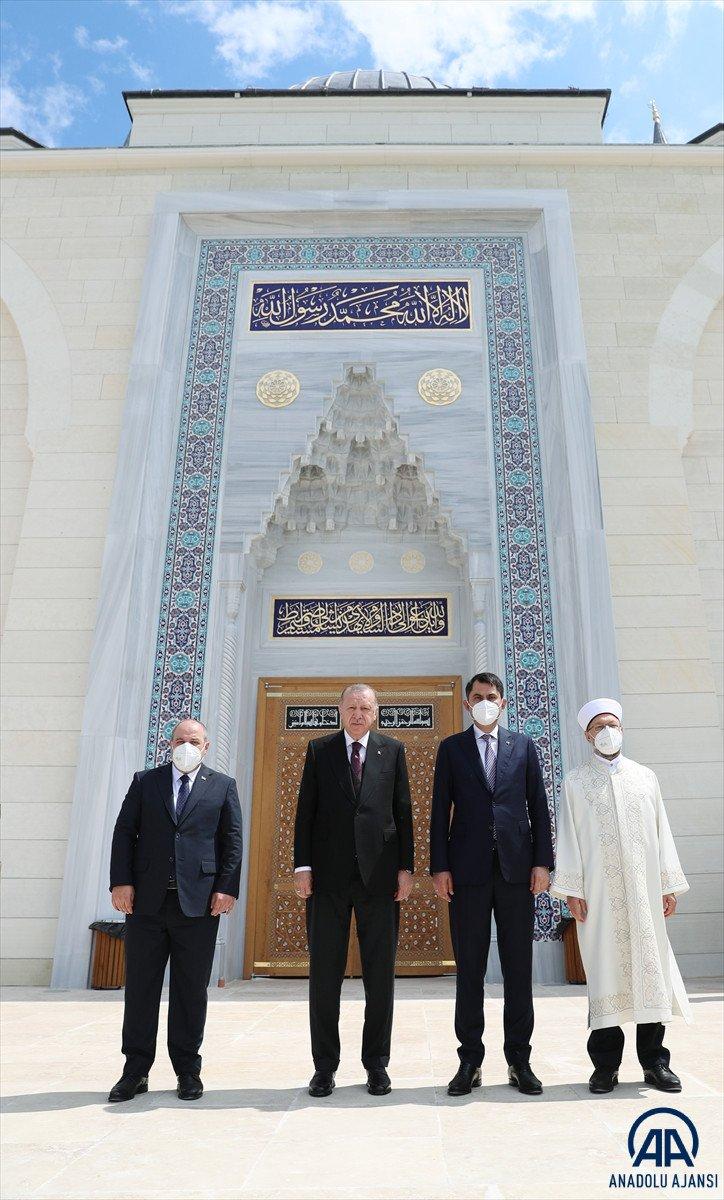 Uzun Mehmet Camii, ibadete açıldı  #23