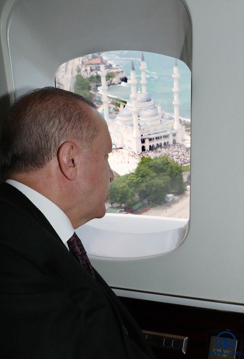 Uzun Mehmet Camii, ibadete açıldı  #13