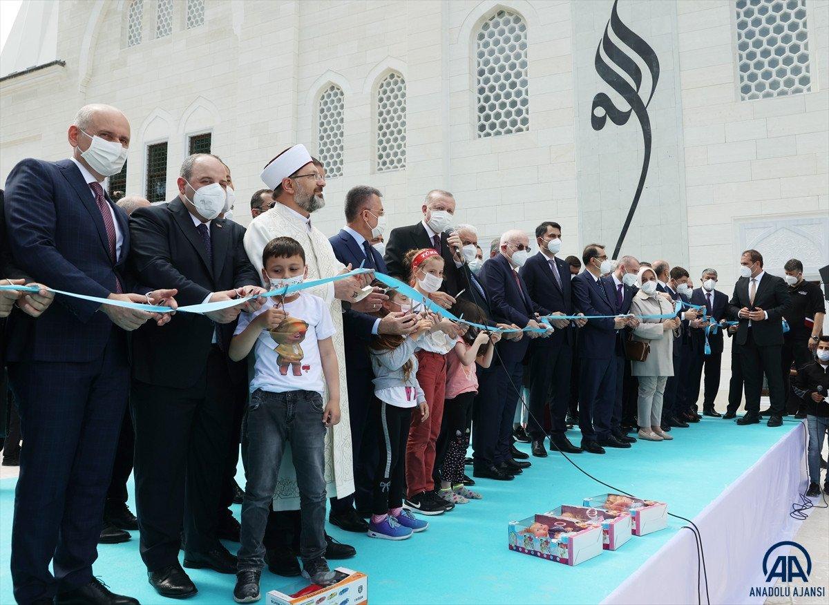 Uzun Mehmet Camii, ibadete açıldı  #2