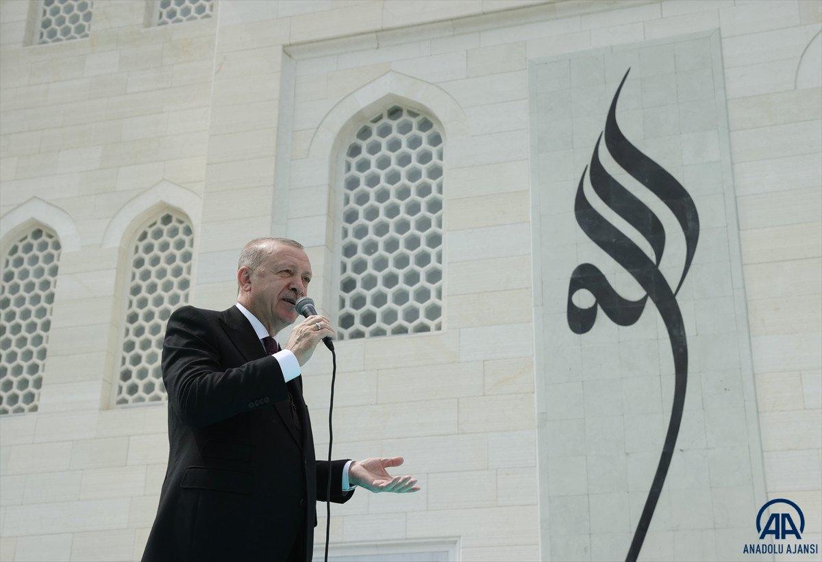 Uzun Mehmet Camii, ibadete açıldı  #5