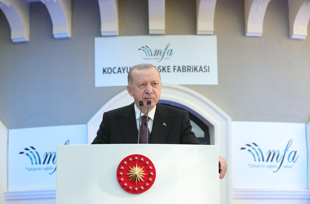 Cumhurbaşkanı Erdoğan dan sanat camiasına destek müjdesi #2