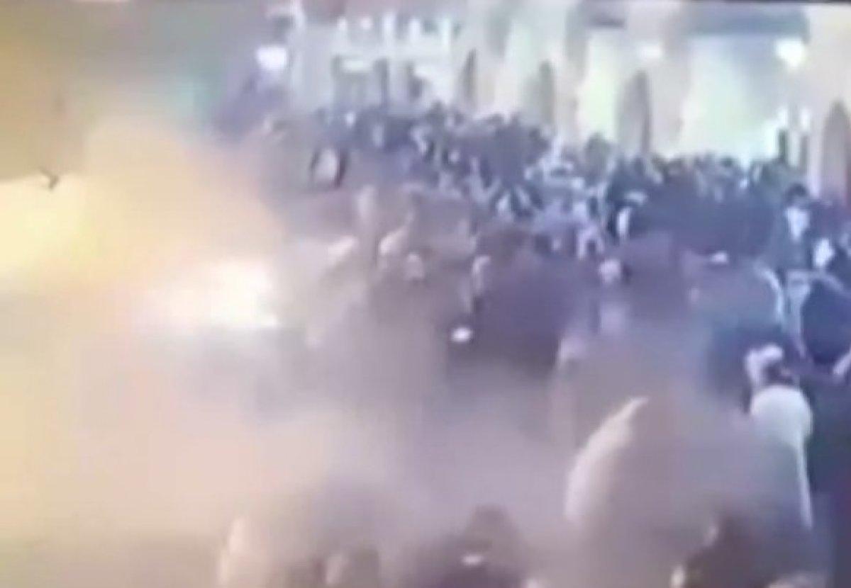 Bağdat'ta şiddetli patlama: 4 ölü #1