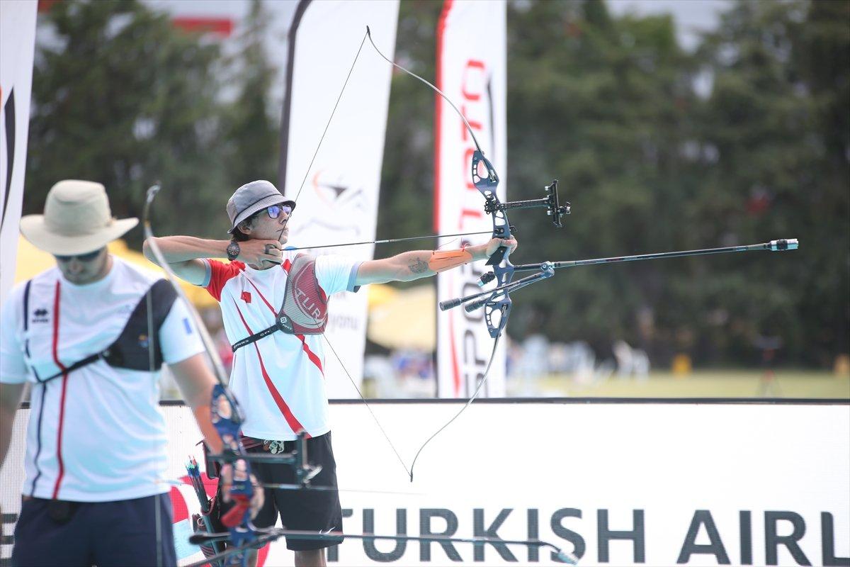 Milli okçu Mete Gazoz, Avrupa şampiyonu oldu #1