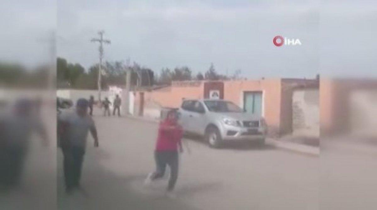 Meksika'da kadın belediye başkanı adayına silahlı saldırı #1