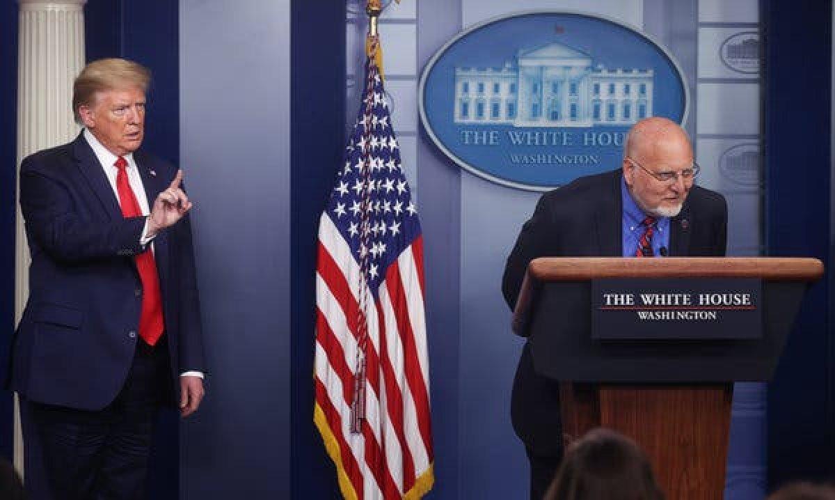 ABD eski CDC direktörü, ölüm tehdidi aldığını açıkladı #2