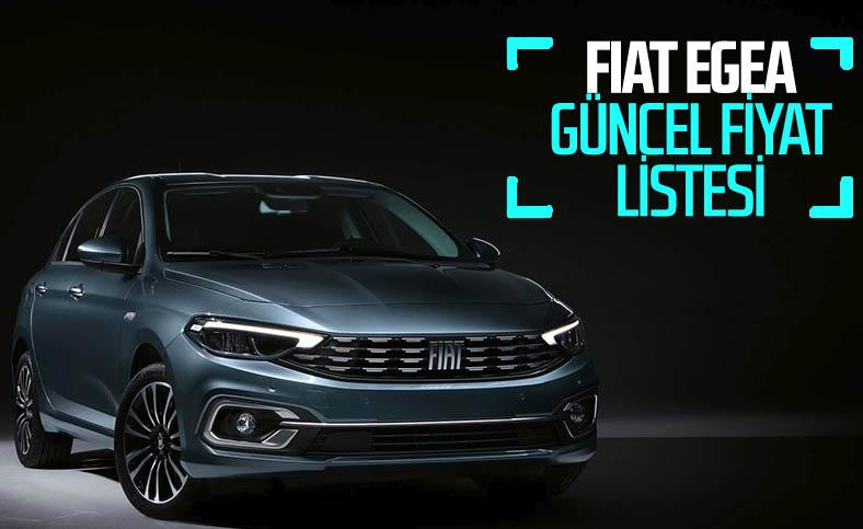 Fiat Egea fiyat listesi: Haziran 2021 zamlı Egea fiyatları
