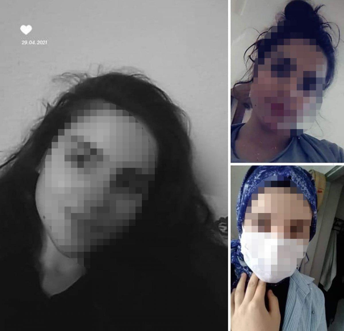 Kayseri de evli olan bir şahıs, sosyal medyadan tanıştığı kızı kaçırdı  #5