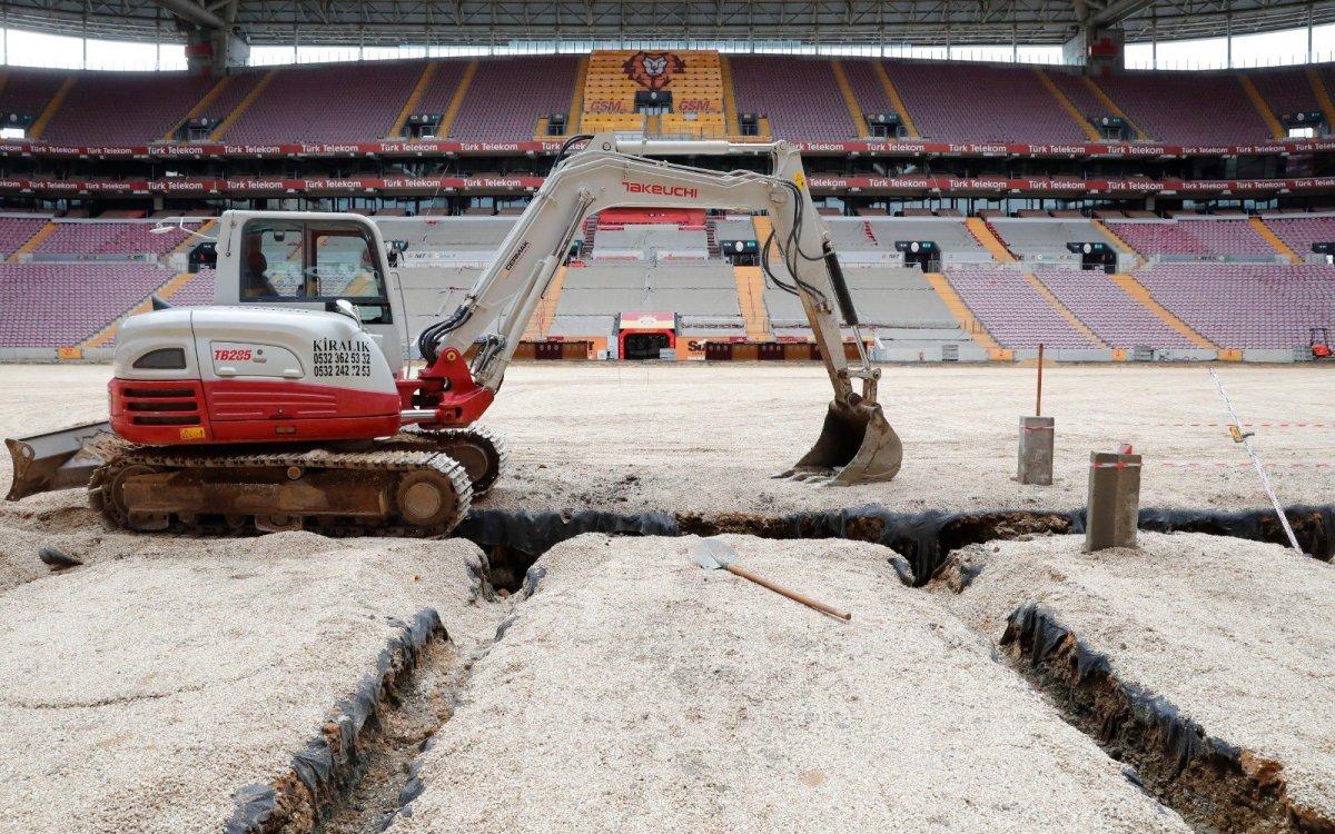 TFF den stadyum zeminleriyle ilgili düzenleme #2