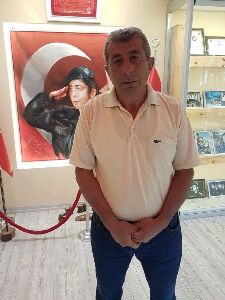 CHP'nin mahkemeye verdiği şehit babasına para cezası verildi #1