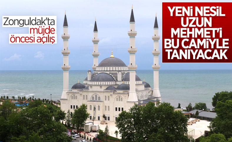 Uzun Mehmet Camii, ibadete açıldı