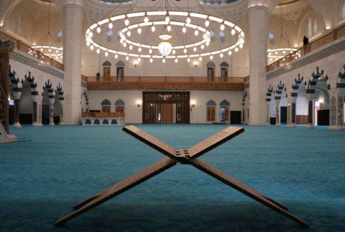 Uzun Mehmet Camii, ibadete açıldı  #22