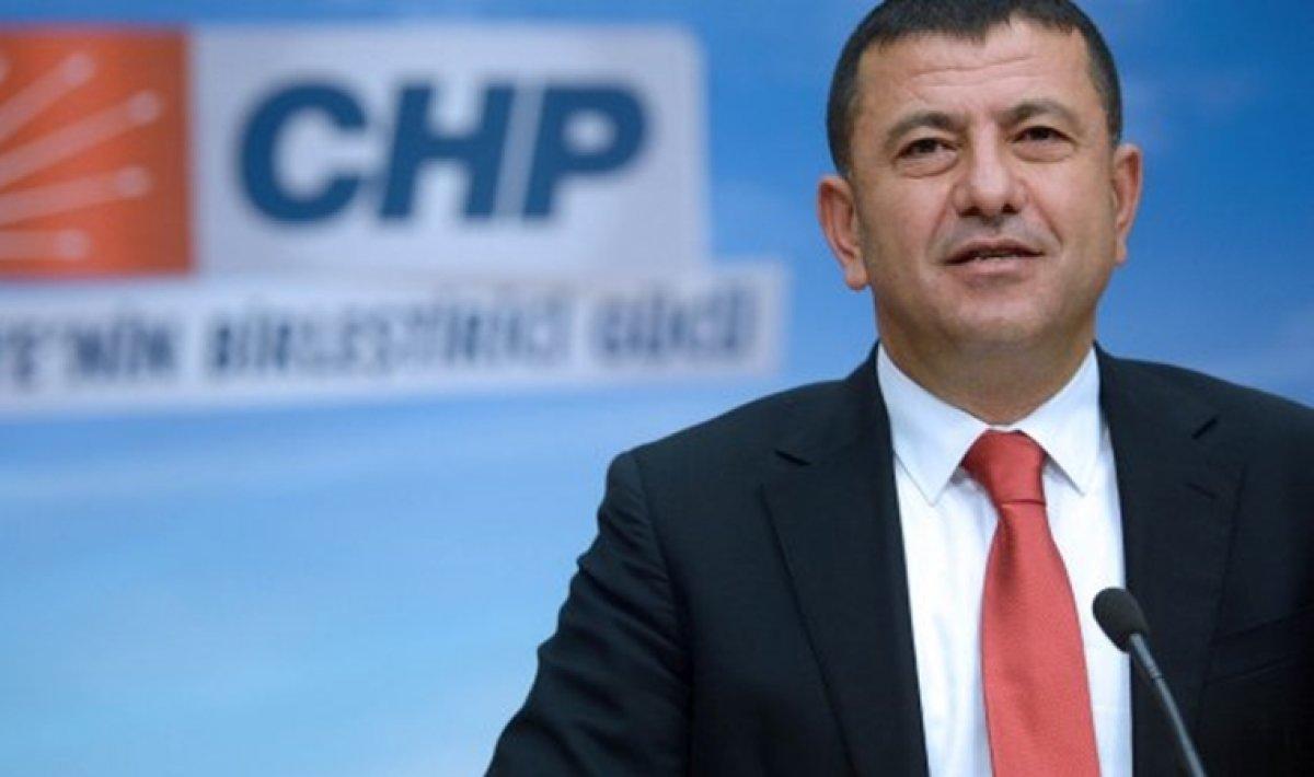 CHP li Veli Ağbaba, doğalgaz rezerv keşiflerini eleştirdi #2