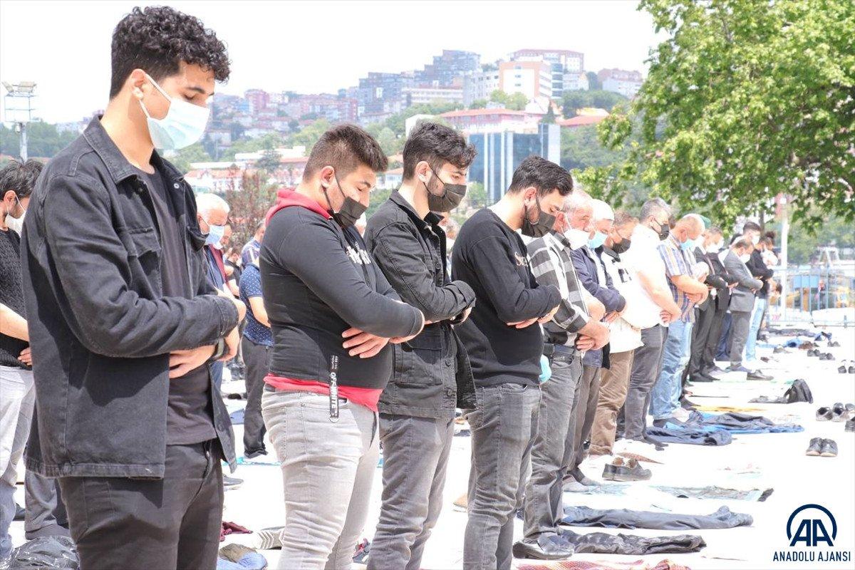 Uzun Mehmet Camii, ibadete açıldı  #19