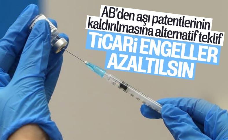 AB, koronavirüs aşı teklifini DTÖ'ye sundu