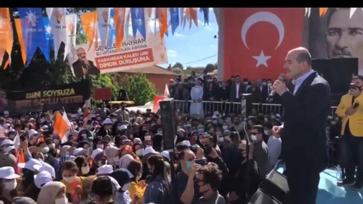 Süleyman Soylu Türkiye ekonomisini değerlendirdi #3