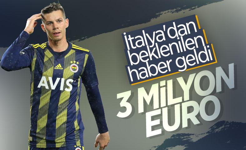 Genoa'dan Miha Zajc için 3 milyon euro